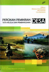 Buku Desa_Cover Depan