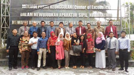 Tim Fasilitator Diklat Desa 2016