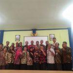 Peningkatan Kapasitas SDM Dinas Sosial dan P3A Kabupaten Tuban