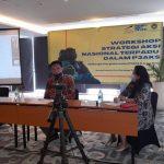 Workshop Strategi Aksi Nasional Terpadu dalam P3AKS